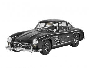 Mercedes-Benz 300 SL Coupé W 198 (1954-1957) black