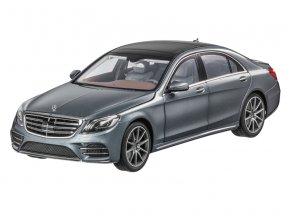 Mercedes-Benz S-Class V222 selenite grey