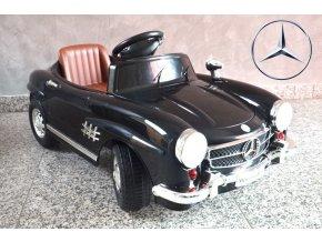Nádherný Mercedess 300SL - Oldtimer