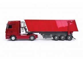 Kamion Mercedes-Benz Actros, sklápěč 1:32