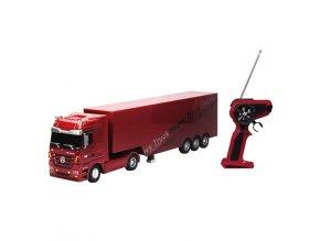 Kamion Mercedes-Benz Actros 1:32 červený