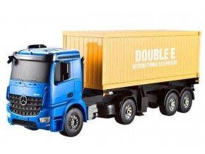 Mercedes-Benz AROCS s kontejnerem  2,4 Ghz 1:20 s 2x akupackem