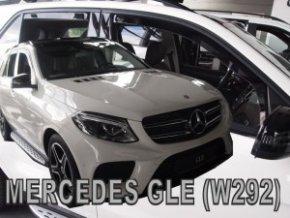 Mercedes GLE W292 5D 16R (+zadní)
