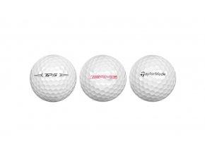 Golfové míčky AMG, sada 3