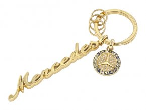 Dámská klíčenka Mercedes