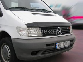 Lišta přední kapoty Mercedes-Benz Vito / Viano   03/1996r.-2003r.