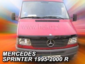 Lišta přední kapoty Mercedes-Benz Sprinter 95-00R