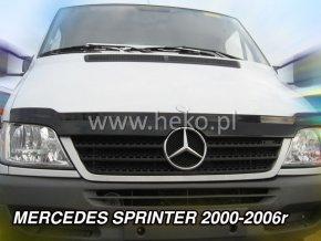 Lišta přední kapoty Mercedes-Benz Sprinter 00-06R