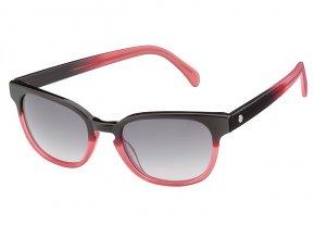 Dámské sluneční brýle, korálové