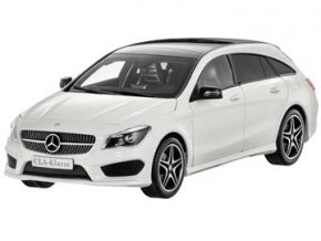 Mercedes-Benz CLA, Shooting Brake