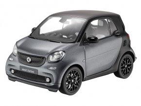 smart, fortwo, coupé, (C453)