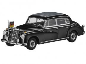 Mercedes-Benz 300 b, Konrad Adenauer, W 186 III, 1954-1955