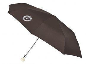 Skládací deštník Classic 300 SL, hnědý