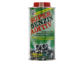 Aditivum do benzinu VIF 500 ml