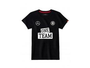 """Dětské triko """"ONE TEAM"""""""