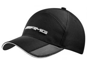 Čepice AMG černá