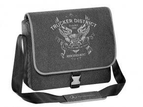 MESSENGER BAG - taška přes rameno