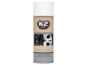 K2 COLOR FLEX 400 ml (bílá)