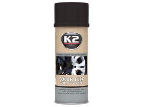 K2 COLOR FLEX 400 ml (černá lesklá)