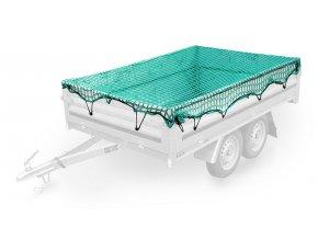 Síť na přívěsný vozík 2 x 3 m