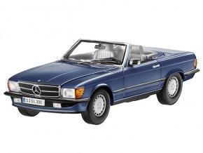 Mercedes-Benz 300 SL, R107 (1985-1989), EU