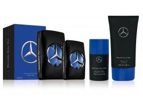 Mercedes Benz Man Range LR RGB