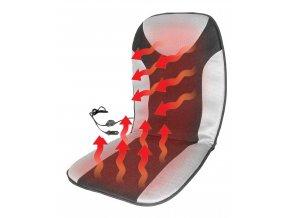 Potah sedadla vyhřívaný s termostatem 12V COMFORT