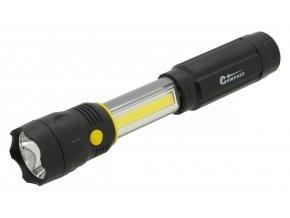 Svítilna montážní LED 30/150lm 4xAAA vysouvací