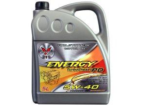 Olej motorový Energy diesel 5W-40 PD 5L