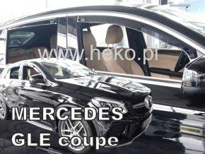 Mercedes GLE C292 5D 16R (+zadní) coupe