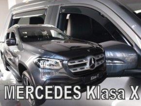 Mercedes X 4D 17R (+zadní)