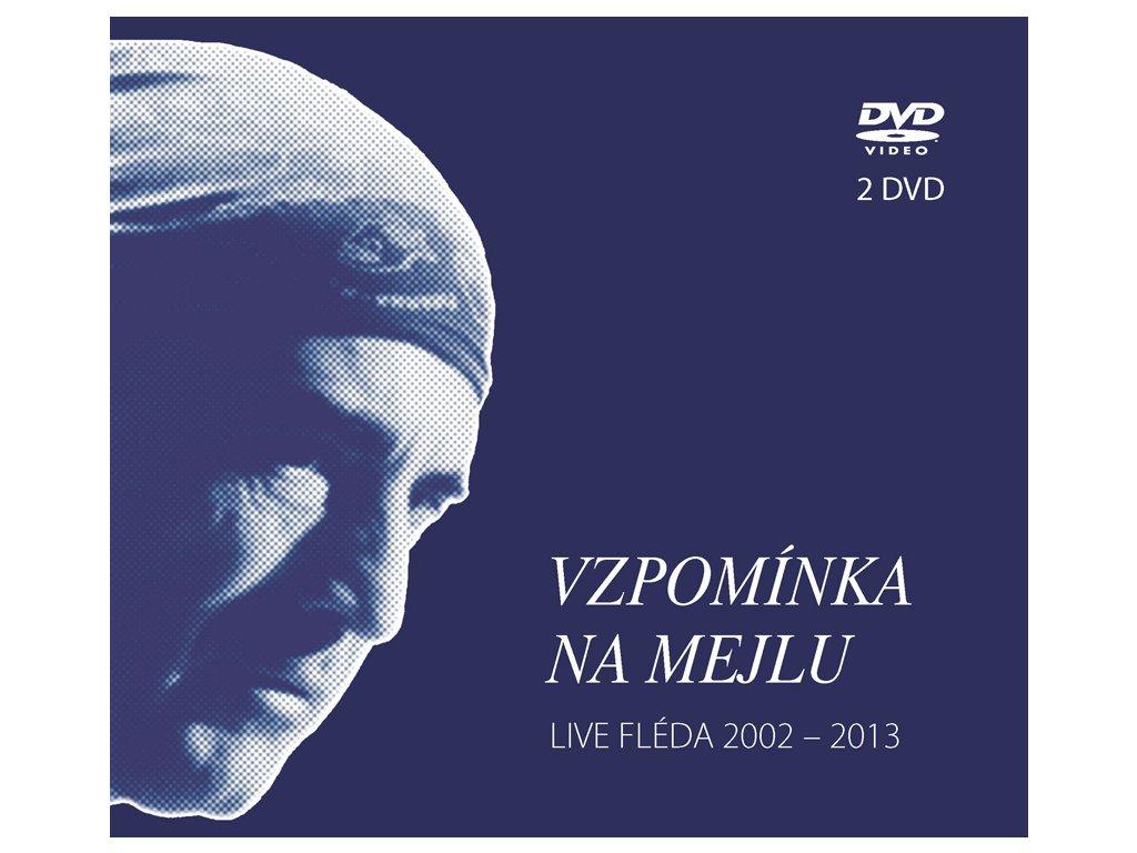 The Plastic People of the Universe a další - Vzpomínka na Mejlu / Live Fléda 2003-2013 - 2 DVD (2021)