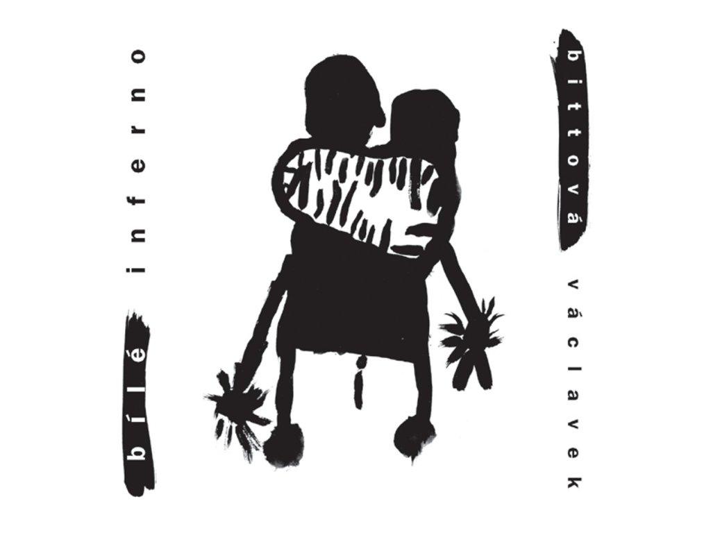 Vaclavek a Bittova - Bile inferno - 2CD (1997 - reedice 2015) - front