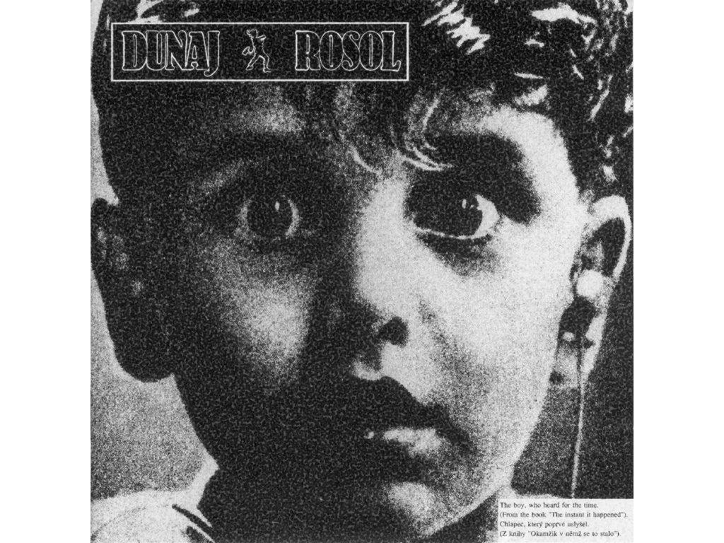 Dunaj - Rosol -  CD (reedice 2001) - frontront