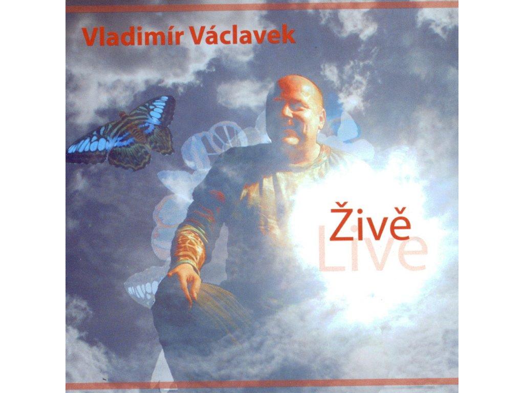 Vladimír Václavek - Živě (2009) - frontont