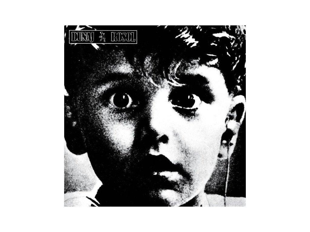 Dunaj - Rosol -  LP (reedice 2021) - front
