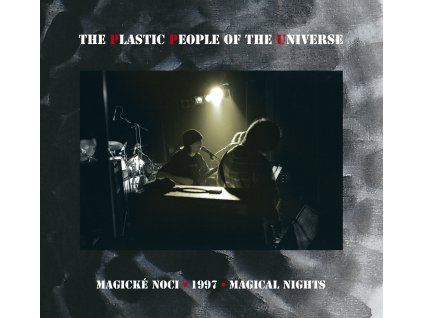 The Plastic People of the Universe - Magicke noci 1997 - live (2021) - front