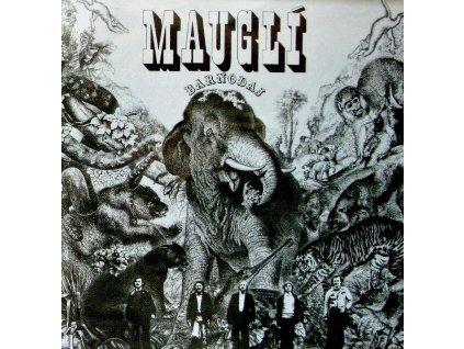 Barnodaj - Mauglí - CD - front