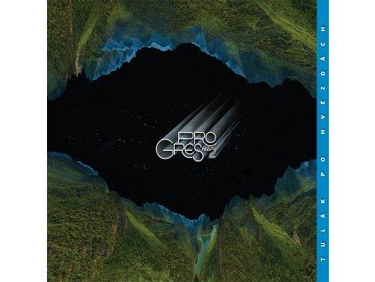 Progres 2 - Tulák po hvězdách - CD front