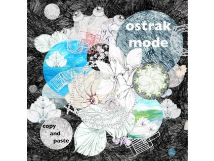 Ostrak mode - Copy And Paste (2016) - front
