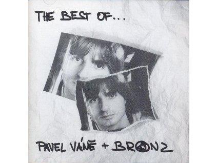 Pavel Váně a Bronz - The Best Of ... - front