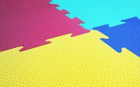 pěnové podlahové puzzle