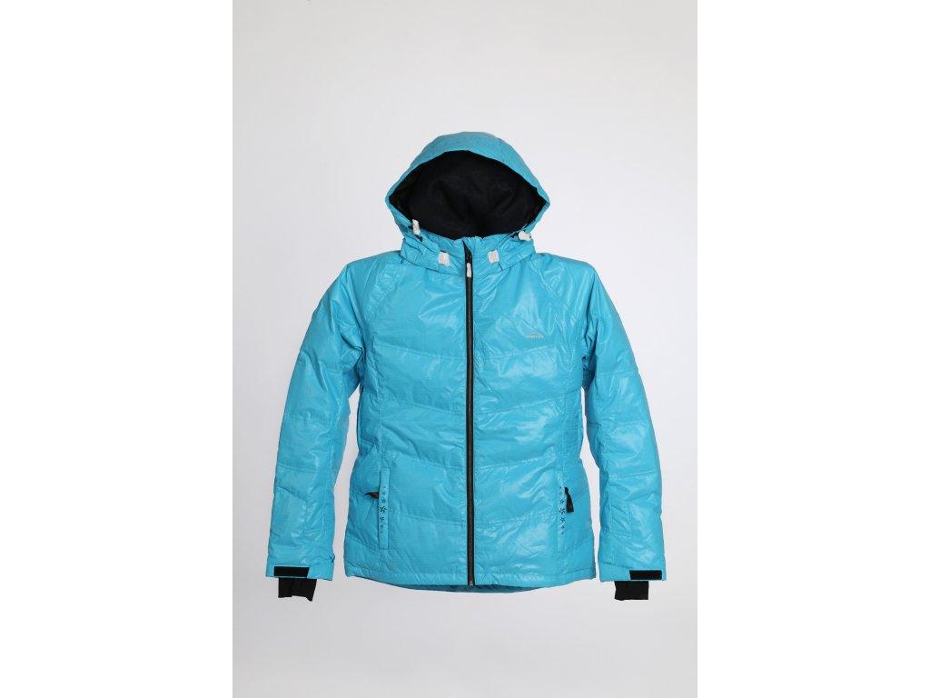 Mercox bunda zimní péřová Dicampilio blue