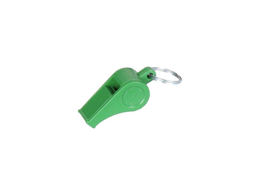 plastic whistle coloured plus plastová píšťalka se šnůrkou