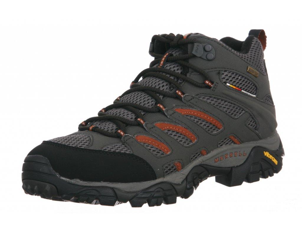 Merrell Moab Mid Gore-Tex J87313 obuv treková pánská - merco.cz 00f9f8c145
