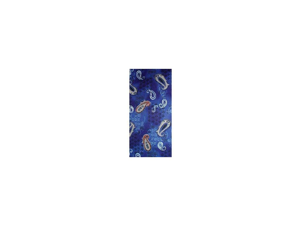 Multifunkční šátek Mercox fish blue