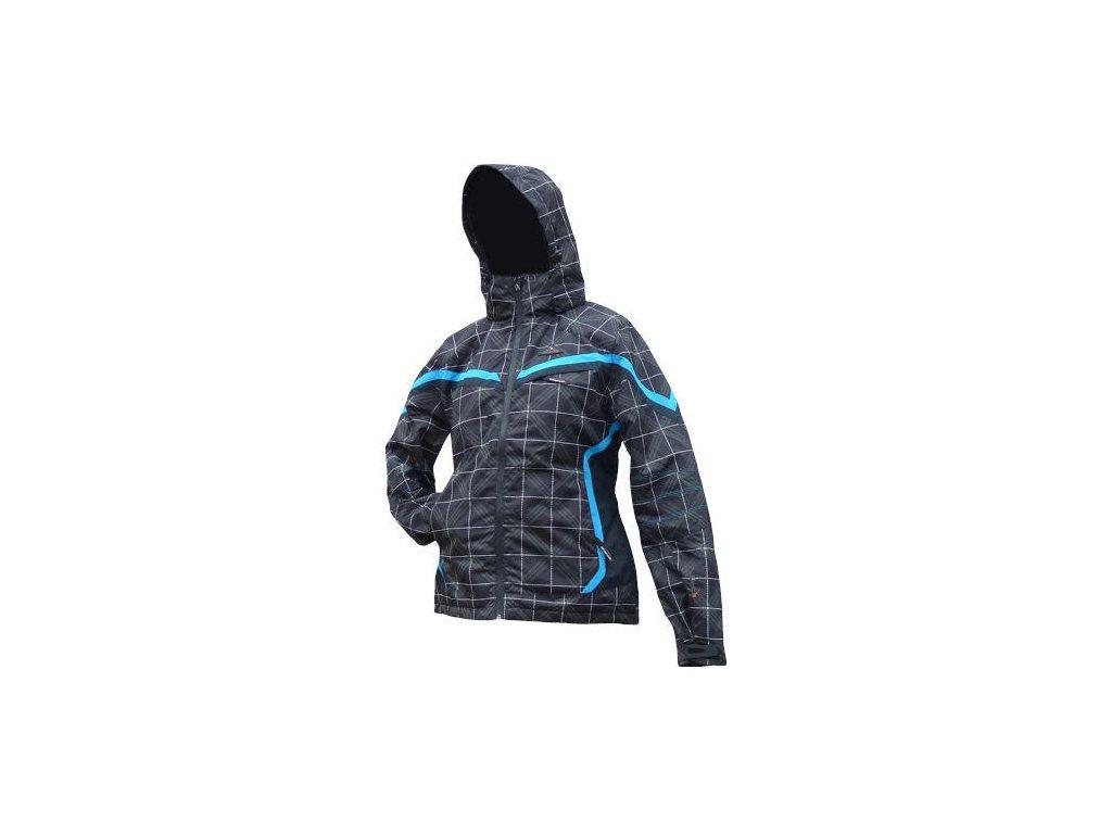Dámská lyžařská bunda MERCOX CORTINA black  + DÁREK ZIMNÍ ČEPICE