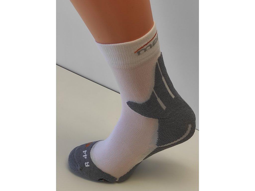 Mercox Daily ponožky white