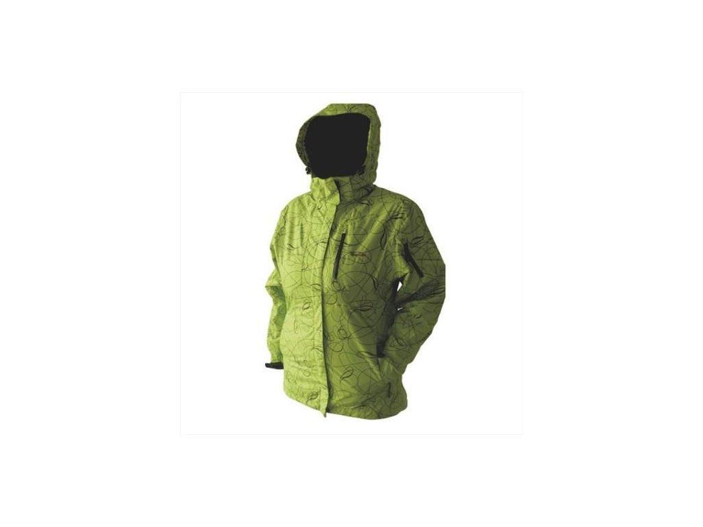 Mercox Brigit green dámská bunda