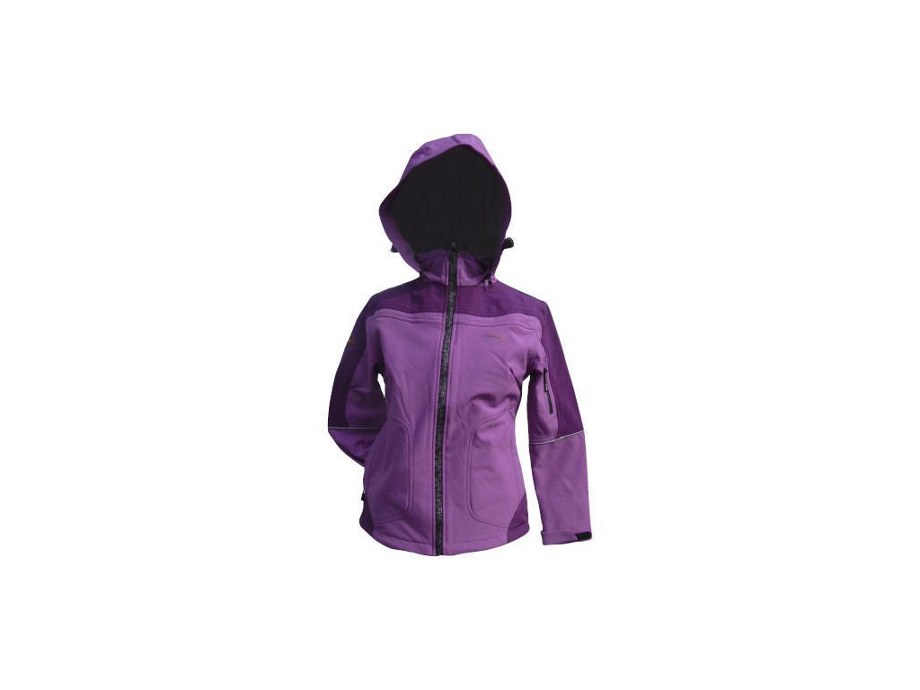 Mercox Bormio purple dámská bunda